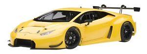 AUTOart-1-18-Lamborghini-Huracan-GT3-Pearl-Yellow-Composite-Model-81528