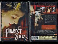 Flower & Snake - Japanese BDSM Erotica (Brand New DVD, 2007) Rare, Out Of Print