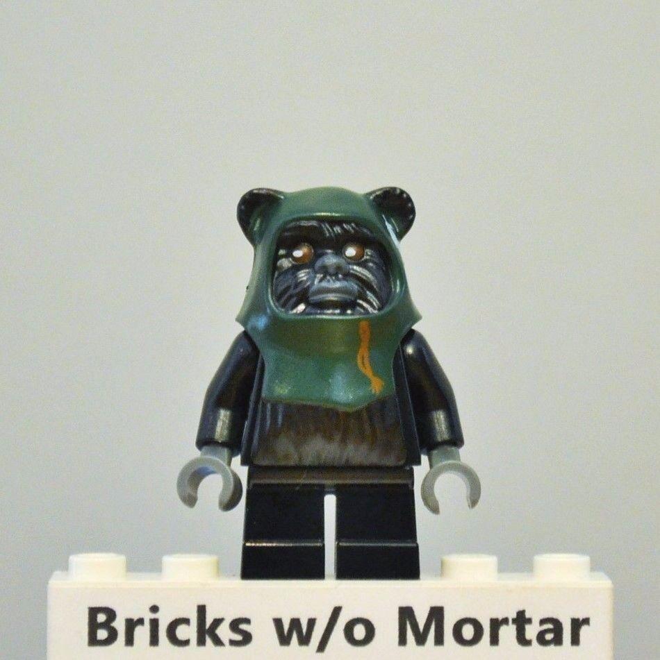 Lego 7956 Star Wars Ewok Attack Set Retired 166 Pc 3 Mini Figures Ebay