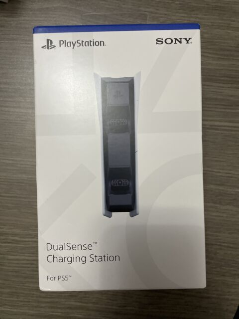 GENUINE Sony PS5 PlayStation 5 DualSense Charging Station Dual Port Charger