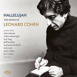 Alleluia-The-Songs-of-Leonard-Cohen-CD-NEUF