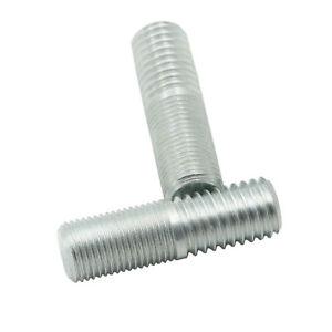 2X-Steel-Front-Handlebar-Riser-Stud-Kit-Adapter-For-Harley-Springer-0602-0110-SL
