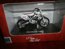 NEW RAY 1:32 SCALE MINI BIKE HONDA CR 125R DIE CAST