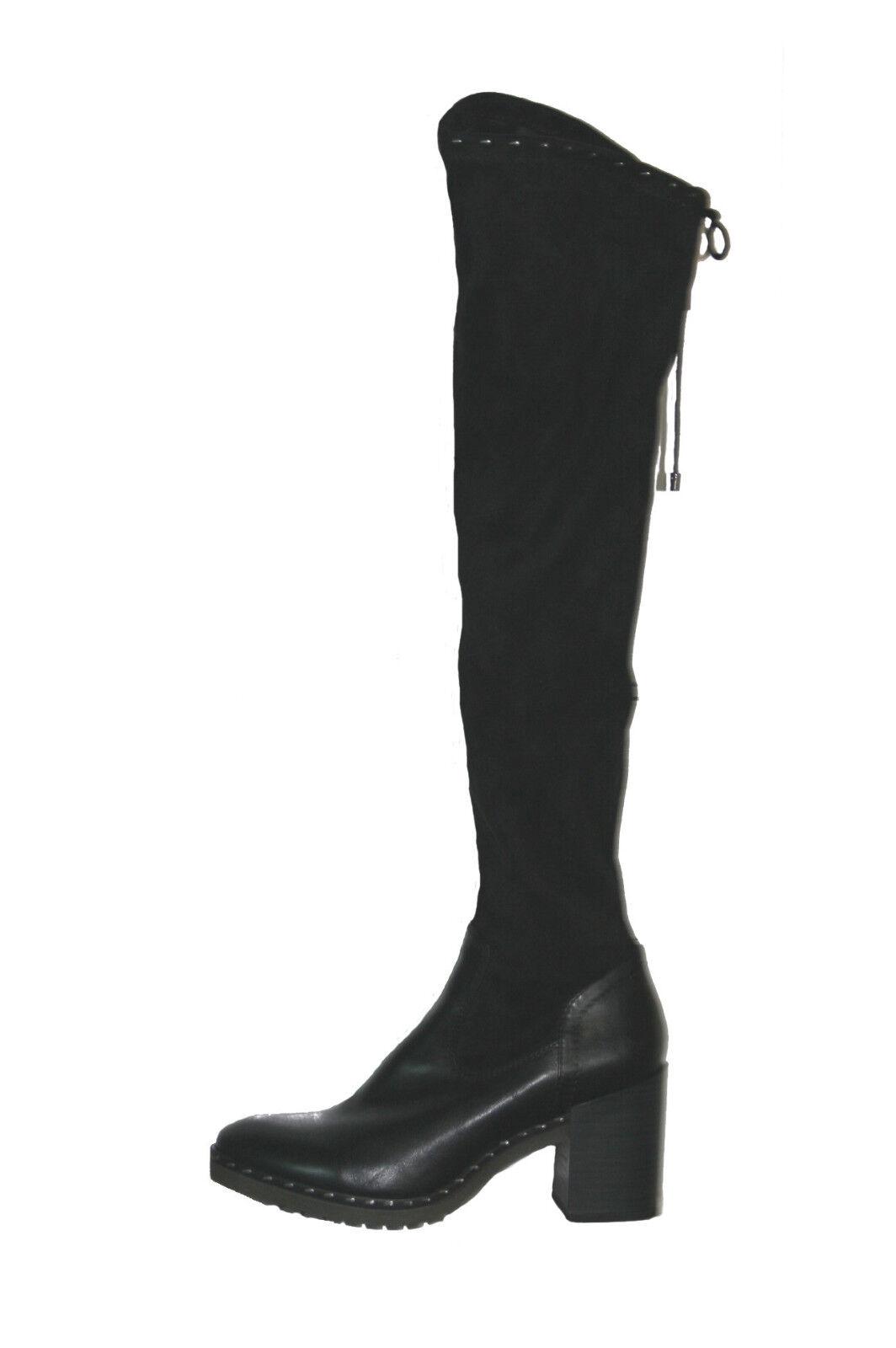 Tamaris señora 25536 botas de tendencia 1 25536 señora 39 001 negro Edel ocio nuevo 0821c9
