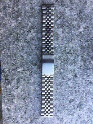 Cinturino Acciaio Jubilee 18 Mm Vintage  Cronografo AUTOMATICO DIVER SUBMARINER