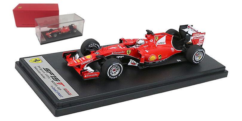 Looksmart Ferrari SF15-T '900 GP' Belgium GP 2015 - Sebastian Vettel 1 43 Scale