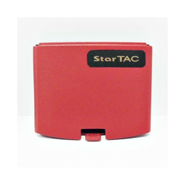 Battery Original Phone Mobile Phone Motorola Startac 338 500MAH 3,6V Red