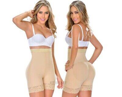 Fajas Colombianas Shaper Padded Shorts Levanta Cola Butt Lifter Magic Panties UK