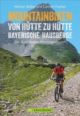 Mountainbiken Von Hütte Zu Hütte Bayerische Hausberge 16 Mehrtagestouren Buch Exquisite Traditionelle Stickkunst
