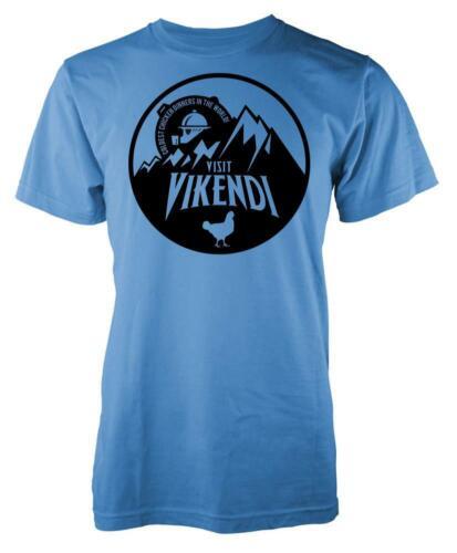 Joueur inconnu Gaming visite vikendi Adulte T Shirt