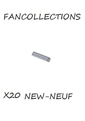 Axle 3-4519 NEUF Light Bluish Gray Technic LEGO x 20