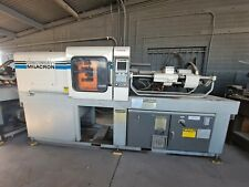 2 Cincinnati Milacron Vsx 55 129 55 Ton 129 Oz Injection Molding Machines