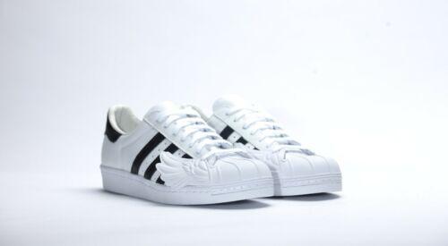 Us 5 Superstar Jeremy 9 X Mens Scott Eur 43 3 Uk 1 White Adidas 9 Wings Trainers wvOmN08n