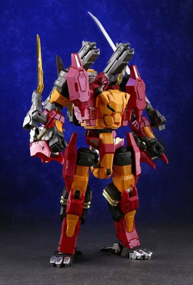Transformers DX9 K2 ancestrod G1 Hot Rodimus ahora en stock en EE. UU.