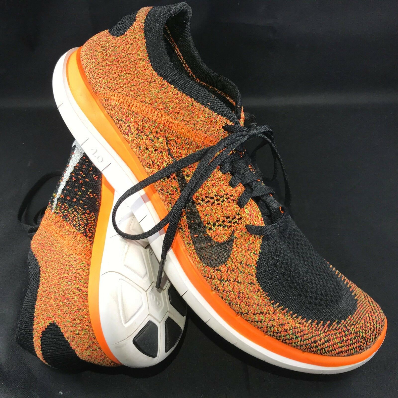 NIKE FREE 4.0 FLYKNIT Running Shoes MENS Price reduction