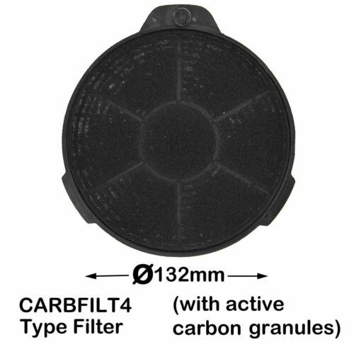 CARBONE CARBONELLA Vent Filtro per Cooke /& Lewis Cappa 02859394 CARBFILT 4