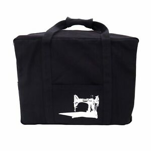 Tote-Bag-for-Featherweight-Case-Black-for-Sewing-Machine-amp-Case-14-5-034-X10-034-X8-5-034