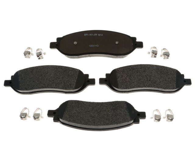 Disc Brake Pad Set-R-Line; Metallic Rear Raybestos MGD1068MH