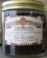 Milligan Cat-man-do Bobcat Lure 4 Oz