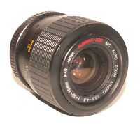 Albinar MC Auto Zoom Macro f/3.5-4.8  35-70mm Lens for Pentax