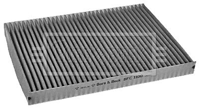 Seat Arosa 6H 1.4 TDI Genuine Borg /& Beck Cabin Pollen Interior Air Filter