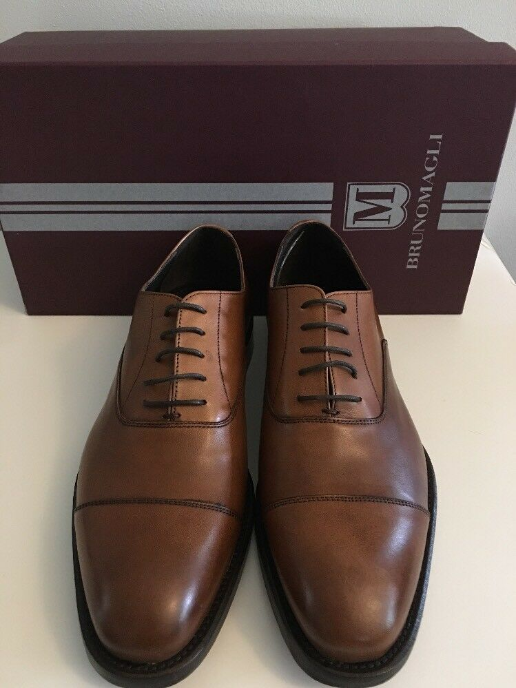 sale retailer 13593 cd6a1 ... AIR MAX 1 90 FORCE PRESTO WOVEN · BRUNO MAGLI Uomo Whiskey Domasco Lace  Up Shoe 42 9 M EUR 42 Italy Pelle Sole