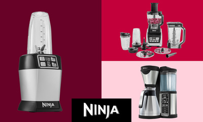 Nutri Ninja Blenders from just £39.99