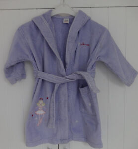 5bbb3a55ed Image is loading GIRLS-NEXT-PRINCESS-BALLERINA-LILAC-DRESSING-GOWN-AGE-