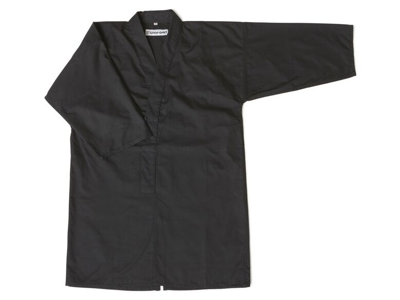 Gi und und und Hakama Set schwarz für Iaido mit Poloshirt für Kendo Iaido Aikido 498f97