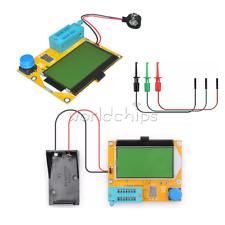 M328 Lcr T4 Lcd Transistor Tester Triode Capacitance Esr Meter Mos Pnp Npn