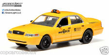 Greenlight 1/64 NYC New York City Taxi Yellow Cab - HOBBY EXCLUSIVE ISSUE