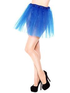 Ladies Teen Dancewear Ballerina Tutu Princess WitchSkirts Fancy Dress Party