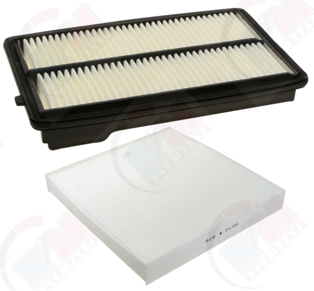 Engine Air Filter + Cabin Filter For 2015-2019 ACURA TLX