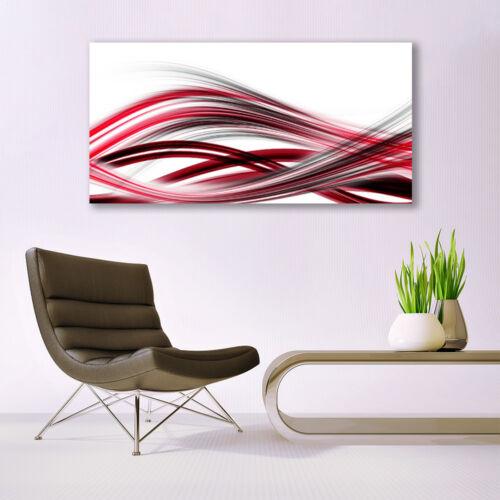Wandbilder Glasbilder Druck auf Glas 140x70 Abstrakte Kunst Kunst