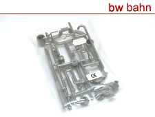 Kibri H0 Bausatz 4100-1 Ausstattung Industrie Ventilatoren Abluft-Kamine Neu