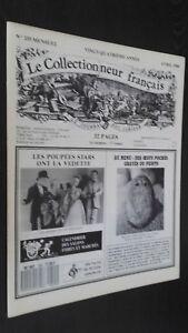 Rivista Il Collezione Francese N°255 Avril 1988 Be
