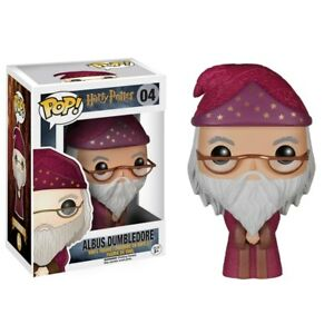 Funko POP Vinyl Albus Dumbledore 04 Harry Potter