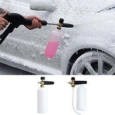 Pressure Washer Jet Wash Adjustable Snow Foam Gun Cannon Car 1/4 Quick Release