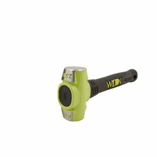 Head And 12 In Handle Length Wilton 20212 B.a.s.h Sledge Hammer With 2-1//2 Lb