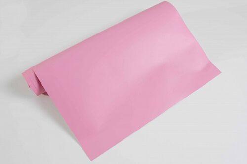 3,2€//m² Plotterfolie MATT 25 blass rosa 200 x 106cm  Möbel-Folie selbstklebend