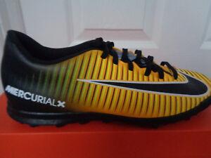 new concept 6a3be c5ada Details about Nike Mercurial Vortex III TF football boots 831971 801 uk 8.5  eu 43 us 9.5 NEW