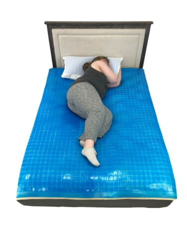 Bed Cooling Mattress Pad to Help You Stay Cool Cooling Gel Mattress Topper