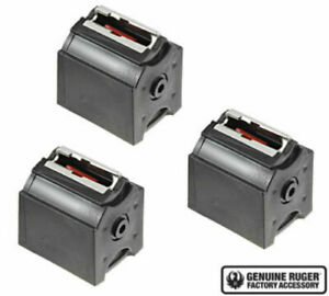 Ruger-BX-1-10-22-Rotary-Magazine-10-Round-22-LR-Mag-Value-3-Pack-90451