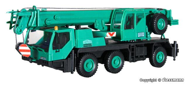 Kibri H0 15208 Liebherr LTM 1050//3 Schwarzbau NEU//OVP