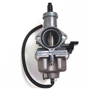 PZ27-Carburetor-27mm-Carb-HONDA-XL-100-125-150-175-DIRT-BIKE-hand-choke-lever