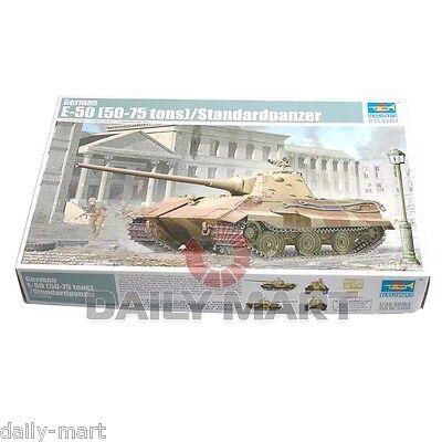 Trumpeter 1/35 01536 German E-50 (50-75 tons)/Standardpanzer Model Kit
