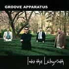 Into The Labyrinth by Groove Apparatus (CD, 2011, Hypodorian Music)