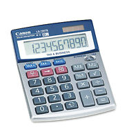 Canon Ls-100ts Portable Business Calculator 10-digit Lcd 5936a028aa
