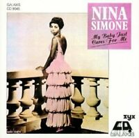 Nina Simone My baby just cares for me (compilation, 12 tracks, Zyx/Galaxi.. [CD]