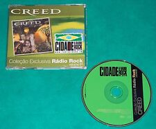 Creed - Rádio Rock BRAZIL ONLY PROMO CD Epic